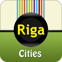 Riga Offline Travel Guide icon