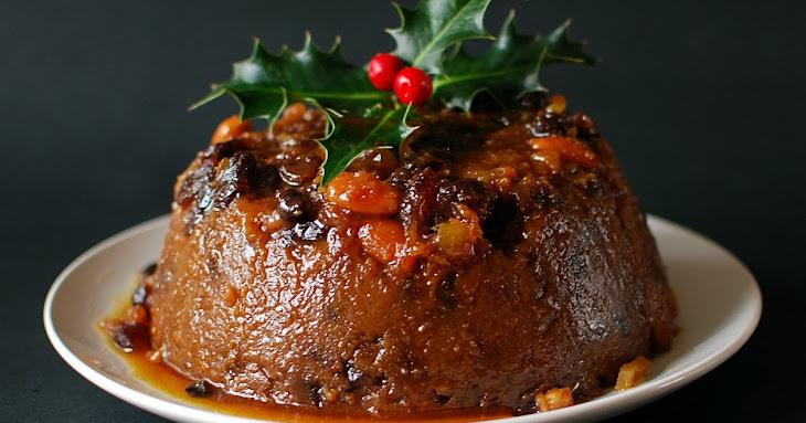 Gluten Free Christmas Pudding Recipe