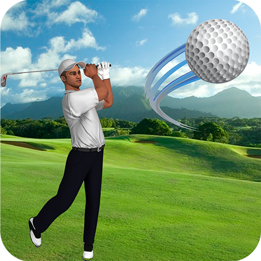 Real Golf Shot-Golf Championship 3D Star Golf