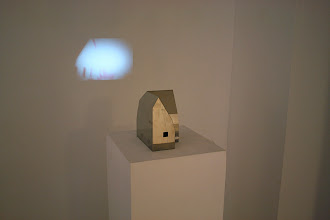 """Photo: portable sculpture (2010) from """"my temporary visiting position from the sunset terrace bar"""" (2007-08)"""