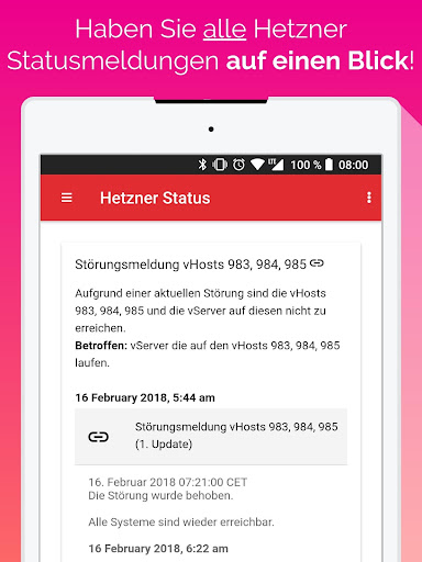 Hetzner Cloud Mobile screenshot 6
