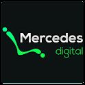 Mercedes Digital icon