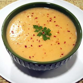 Creamy Cauliflower And Garlic Soup Recipes