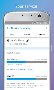Telstra 24x7- screenshot thumbnail