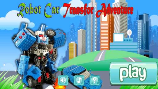 Robot Car Transfor Adventure
