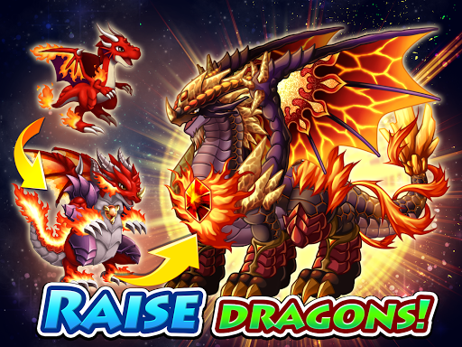 Dragon x Dragon -City Sim Game 1.5.30 mod screenshots 5