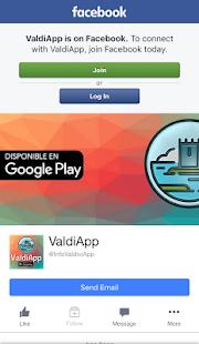 VALDIAPP - náhled