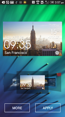 android World Travel Weather Free Wid Screenshot 4