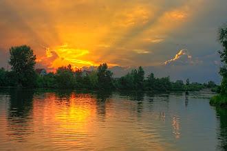 Photo: Osechena Sunset ~ by Matt Shalvatis