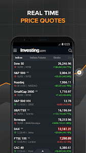 Stocks, Forex, Finance, Markets: Portfolio & News 4.4.2 b1007 (Unlocked)