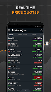 Stocks, Forex, Finance, Markets: Portfolio & News Screenshot