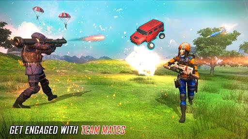 Legend Fire : Battleground Shooting Game 1.6 screenshots 4