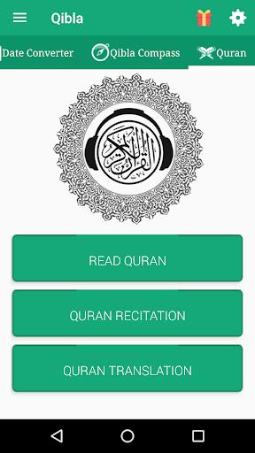 Qibla Compass - Prayer Times, Quran MP3 & Azan Apk 2