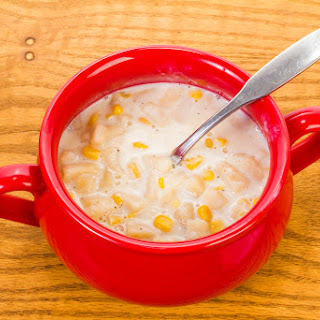 The Ultimate Corn Chowder In The Soup Maker