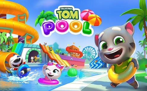 Tải Talking Tom Pool APK