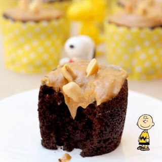 Charlie Brown Cupcakes