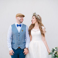 Wedding photographer Katya Kurnikova (katyakurnikova). Photo of 24.03.2017