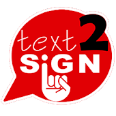 Text2sign