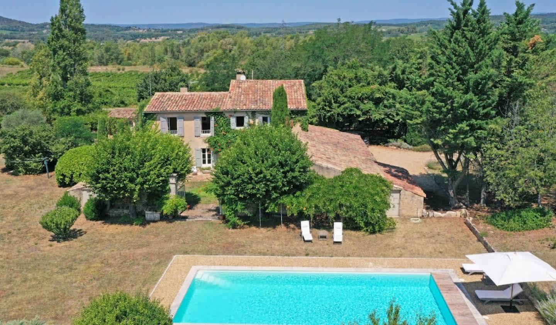 Maison avec piscine et terrasse Bonnieux