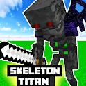 Mod Skeleton Titan Craft Addon icon