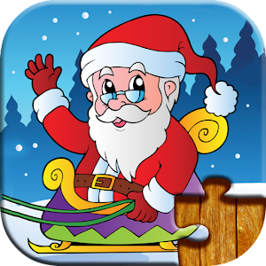 Christmas Games Kids Puzzles for PC and MAC