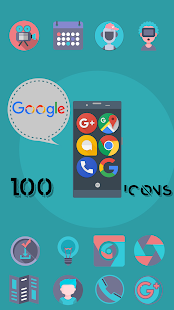 Sinfonia - Icon Pack - náhled