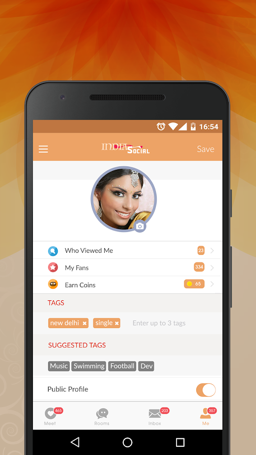 dating app for india These days, lots of dating apps pull your information from facebook, allow you to add some additional stats, and get started on swiping and messaging from there, which means that the social media juggernaut is practically a requirement for online dating but whether you're ready to delete your.