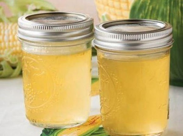 Old-time Corncob Jelly Recipe