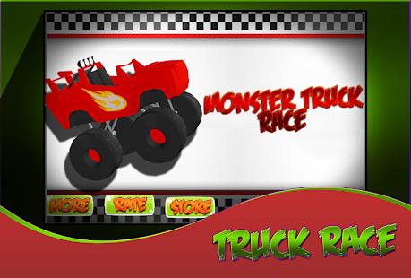 Blaze Race - Monster trucks games - náhled