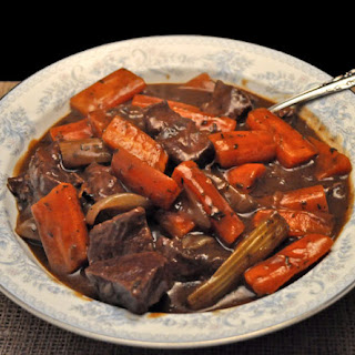 Venison Stew in Beer