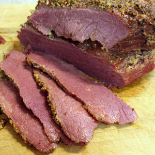 Mustard Sauce Corned Beef Recipes