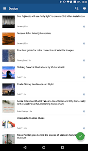 Inoreader - News Reader & RSS- screenshot thumbnail