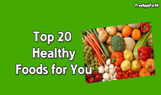 Best Healthy Food for You