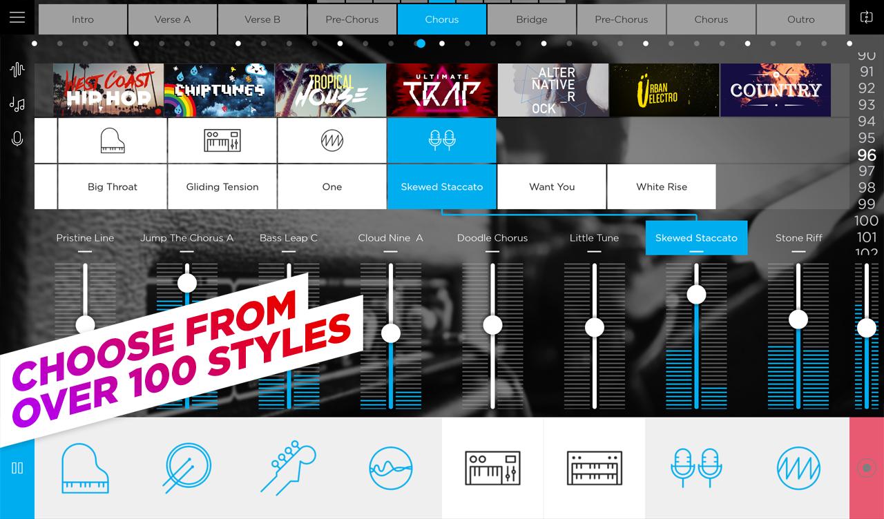 Music Maker JAM screenshot #12