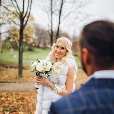 Wedding photographer Nikulina Ekaterina (katenik). Photo of 01.11.2016