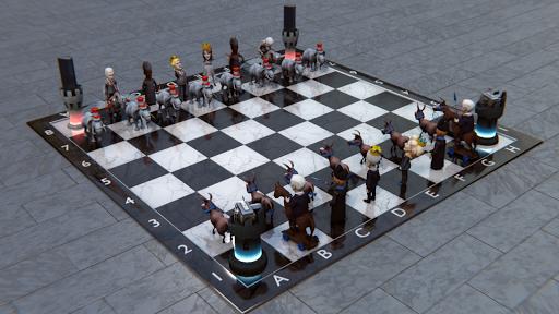 Political Chess 3D 1.4 screenshots 6