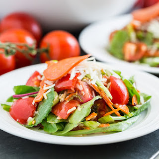 Pizza Salad Italian Dressing Recipes