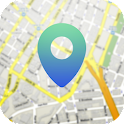 GPS MAP Mobile icon