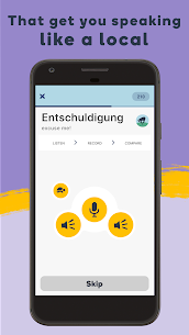 Learn Languages with Memrise – Spanish, French… App Latest Version Download For Android and iPhone 3