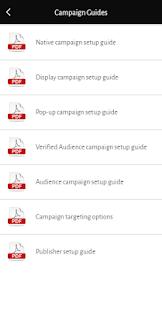 PPCmate Advertising Platform - náhled