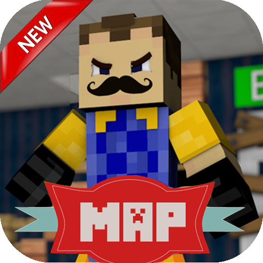 Map Hello Neighbor for MCPE