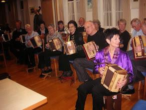 Photo: Ein musikalischer Auftakt vor dem Nachtessen