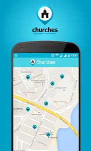 Churches - Busque Igrejas screenshot 1
