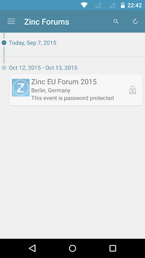 Zinc Ahead Forums
