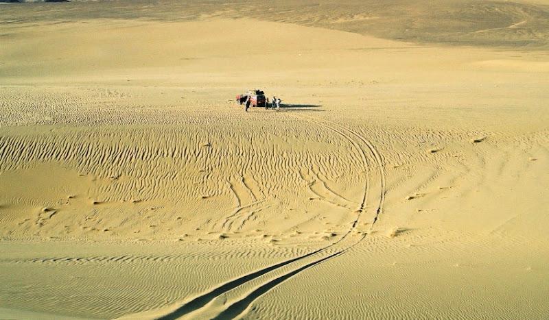 Sperduti nel deserto di paolo-spagg