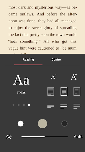 eBoox: book reader fb2 epub zip  screenshots 2