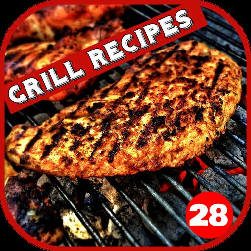 350+ Grill Recipes