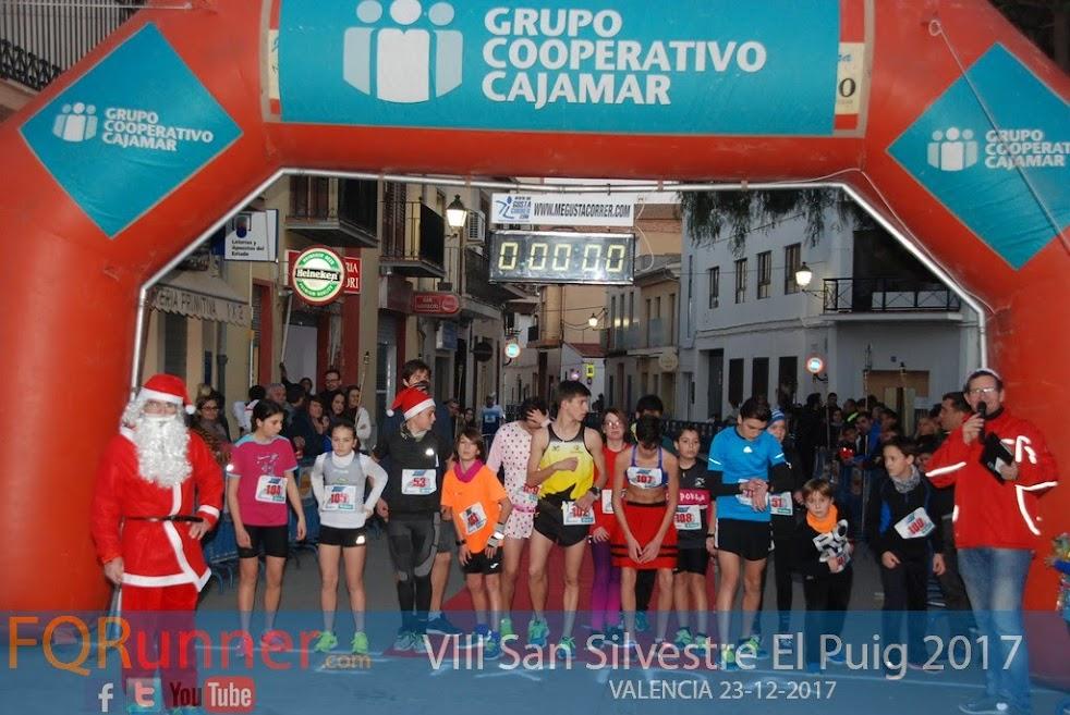 Fotos VIII San Silvestre El Puig de Santa Maria 2017