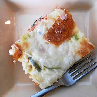 Cheesy Chile Bake
