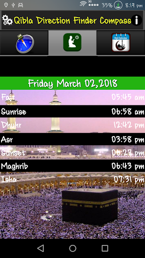 Download Qibla Direction Finder Compass Google Play